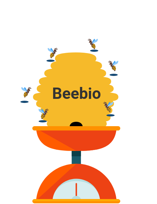 Tetragonisca bee scale